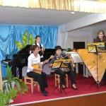 Концерт ко дню музыки 2013 г.